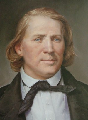 Brigham Young and his testimony of plural marriage