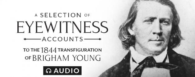 Free audio of transfiguration accounts