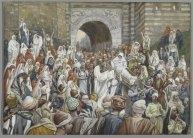 The Resurrection of the Widow's Son at Nain - James Tissot