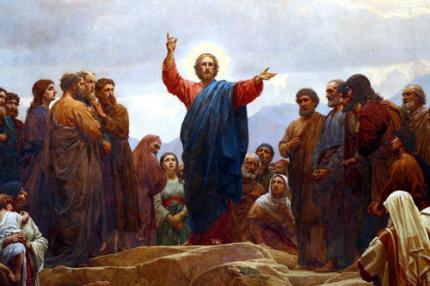 jesus-christ-sermon-on-mount-painting-500x500