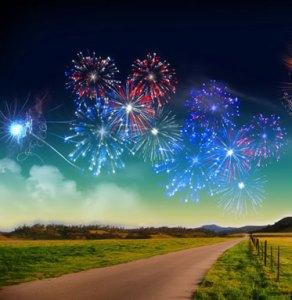 NewYearfireworks
