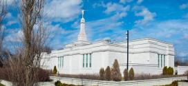 Montreal Quebec Temple Open House & Rededication