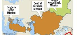 Church Leaders Approve Creation of Central Eurasian Mission