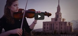 BYU Students Perform Easter Medley at Payson Temple