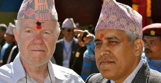 Meet the Mormons Star Bishnu Adhikari Working to Help Nepal Quake Victims