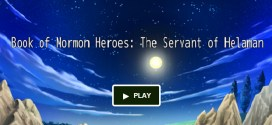 13-Year-Old Boy Creates Book of Mormon Video Game