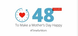 #TimeForMom Initiative Announced for Mother's Day