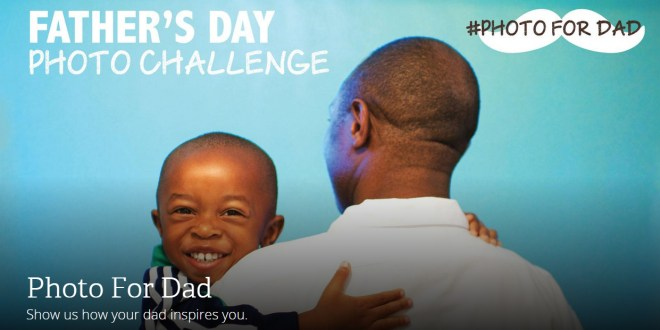 Mormon Channel Has a Challenge For You: #PhotoForDad