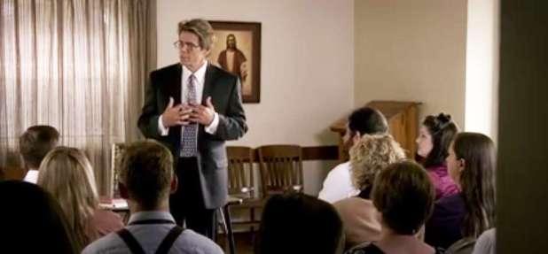 Shawn Stevens as Bishop John Teichert