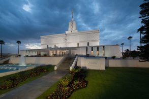 Mexico City Temple Is Rededicated by President Eyring