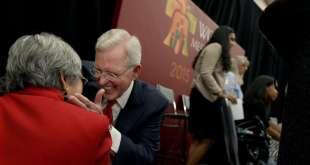 Elder Christofferson Speaks at World Meeting of Families