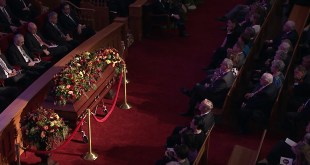 PHOTO GALLERY + RECAP: Elder Richard G. Scott's Funeral