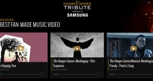 Vote for Studio C in Hunger Games Fan Video Contest!