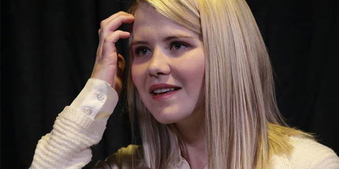 Elizabeth Smart says becoming a mom has been 'the best thing ever'