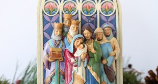 The History of the Christmas Nativity Set