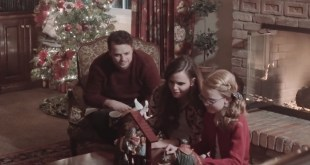 """Tiffany Alvord Releases Music Video for """"O Holy Night"""""""