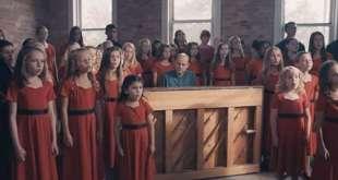 One Voice Children's Choir, Peter Breinholt Sing to Raise Awareness for the 2 Million Children in Sex Slavery