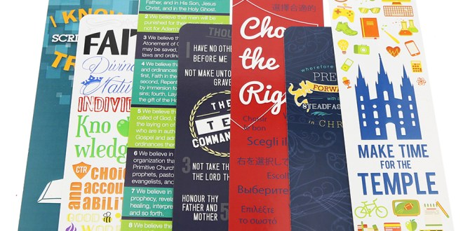 10 Really Cool Bookmarks Mormons Will Love