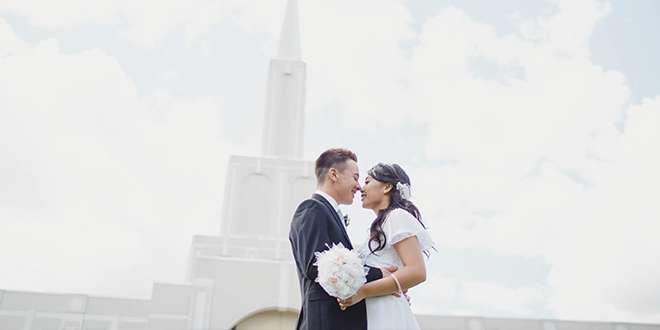 Mormon Newsroom Article Introduces Ontario Man to Future Wife