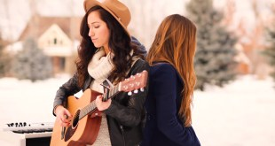 """Watch the Gardiner Sisters Cover """"Let It Go"""" by James Bay"""