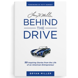Larry H. Miller Behind the Drive
