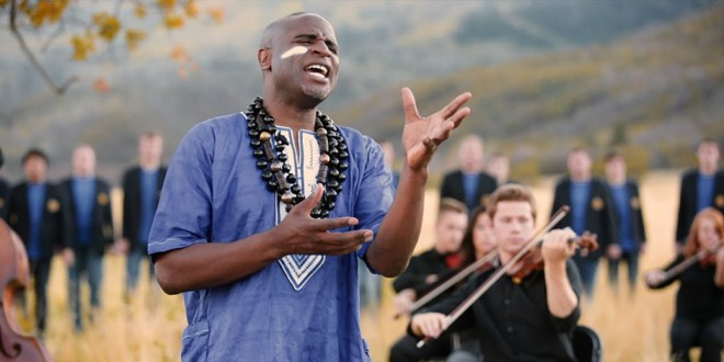 """Alex Boyé Releases New Version of """"The Lord's Prayer"""" in Swahili"""