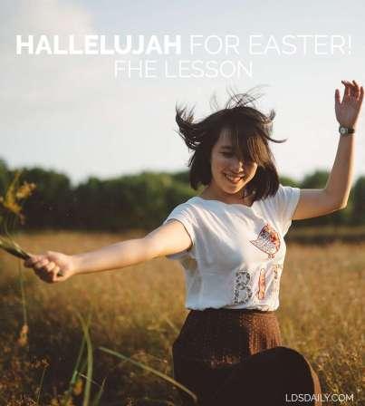 HALLELUJAH FOR EASTER