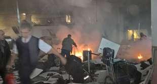 Three Mormon Missionaries Injured in Belgium Explosion