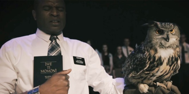Alex Boye Dedicates New Music Video to Missionaries Injured in Brussels