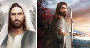 Check Out These Six Stunning Digital Paintings of Jesus Christ