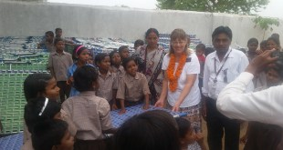 Senior Missionaries in India Help Facilitate Much Needed Service for Orphanage