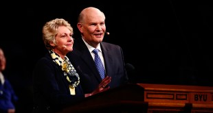 Elder and Sister Renlund Speak Together on the Meaning of Charity