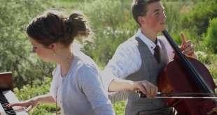 Two LDS Teens Perform Beautiful Homeward Bound Medley