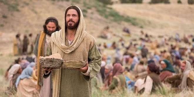 When Christ Broke the Bread, He Was Breaking Himself