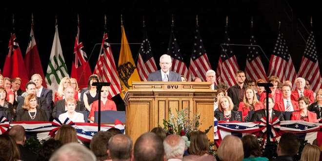Elder Christofferson Says Religious Freedom Is 'Under Fire'
