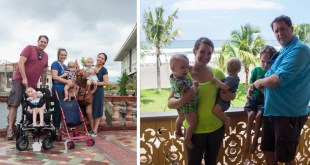 """This LDS Family Took a Terminal Illness and Became """"The Unlikely Travelers"""""""