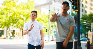 James the Mormon, David Archuleta Release Powerful New Song About Missionary Work