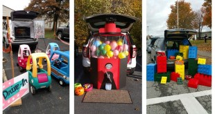 30 Epic Trunk-or-Treat Ideas You Can Do This Halloween
