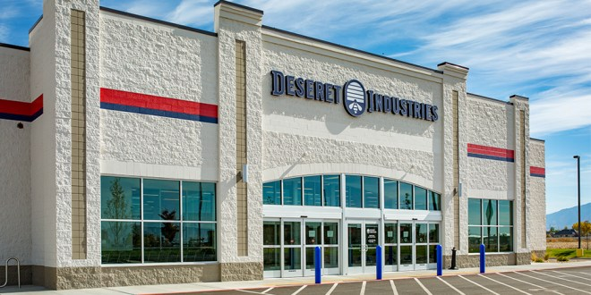 Deseret Industries Opening New Thrift Store in Springville, Utah