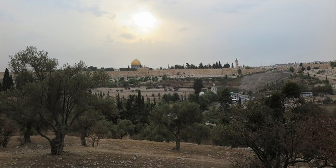 Mormon and Jewish Delegation Gather at Historic Jerusalem Site