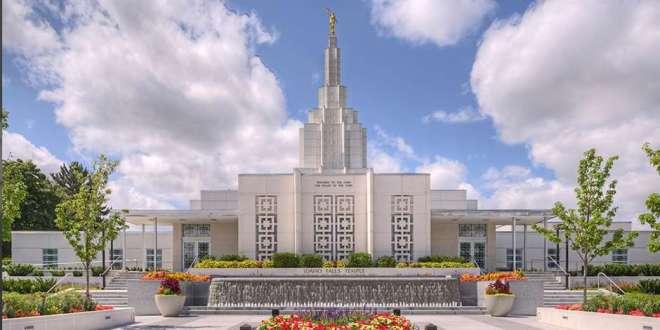 Idaho Falls Idaho Temple Open House, Rededication Dates Announced