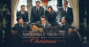 The Nashville Tribute Band Has a NEW Christmas Album!