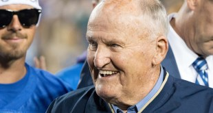 LaVell Edwards, Legendary BYU Football Coach, Dies at Age 86