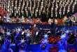 Mormon Tabernacle Choir Performs Annual Christmas Concert