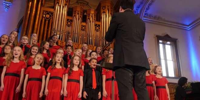 Watch One Voice Children's Choir Perform Song by Elder Bednar