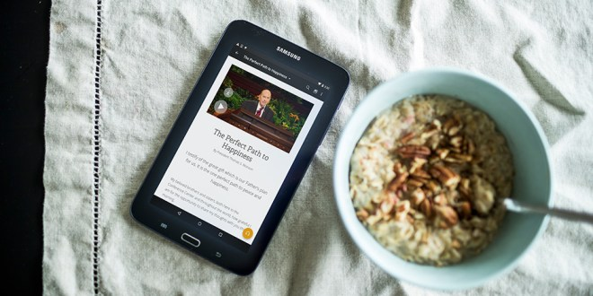 How You Can Share General Conference on Social Media