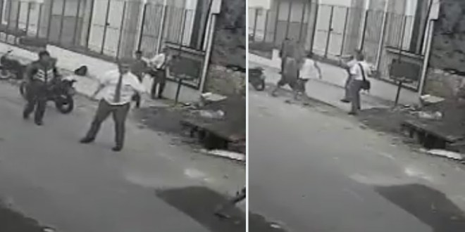 LDS Missionary in Brazil Fights Off Armed Robber