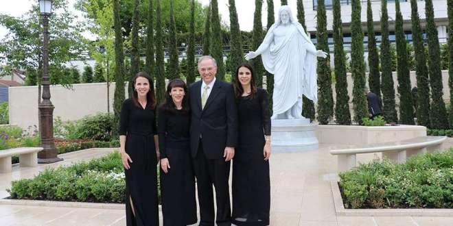 Elder Neil L. Andersen Shares Memories of France, Paris Temple Dedication