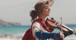 Lindsey Stirling's New Music Video is a Puzzle Adventure Game