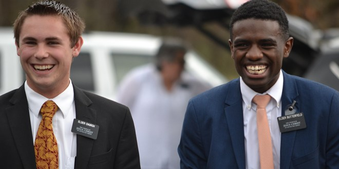 LDS Church to Conduct Safety Survey Among Missionaries